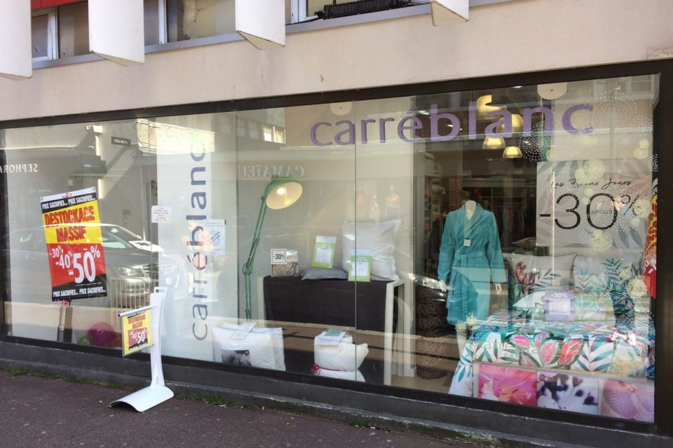 magasin carre blanc a lisieux