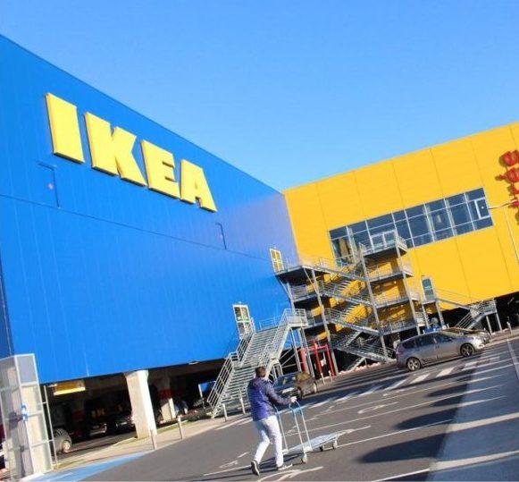 Près De Saint Brieuc Ikea Ouvre Un Point De Retrait Le