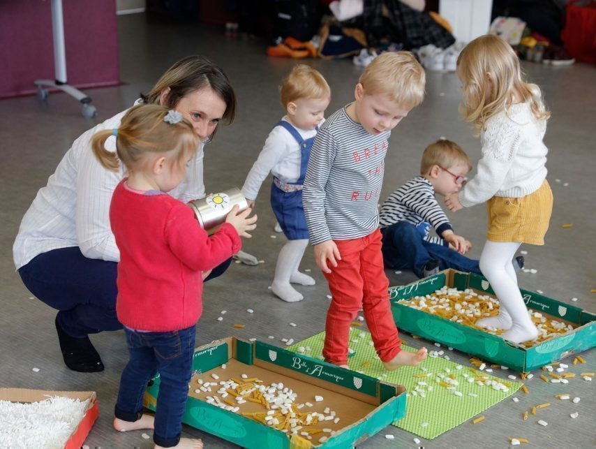 enfants de moins de 3 ans a cherbourg