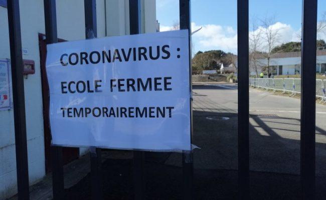 Coronavirus Un Premier Mort En Bretagne Le Quatrième En