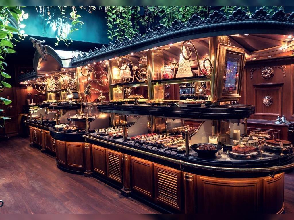 le restaurant les grands buffets de