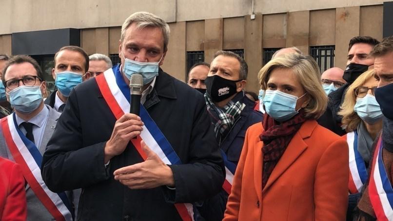Valérie Pécresse Laurent Jeanne champigny sur marne