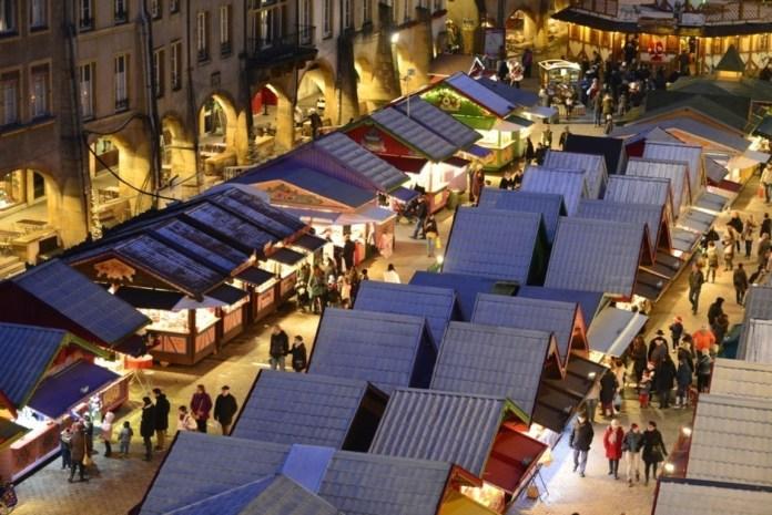 Le marché de Noël de Metz (Moselle) va beaucoup évoluer en 2020.