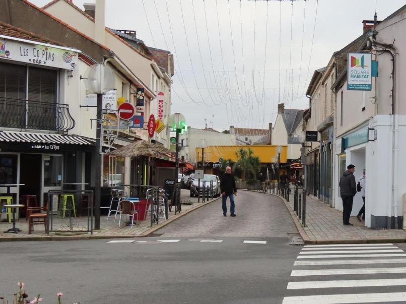 L'association les Talents brevinois du centre ville des Pins propose la livraison gratuite d'un certain nombre decommerces.