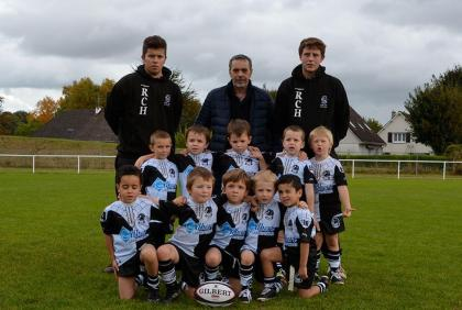 Rugby.  Les Vautours d'Hérouville will rejoice the membership's fiftieth anniversary