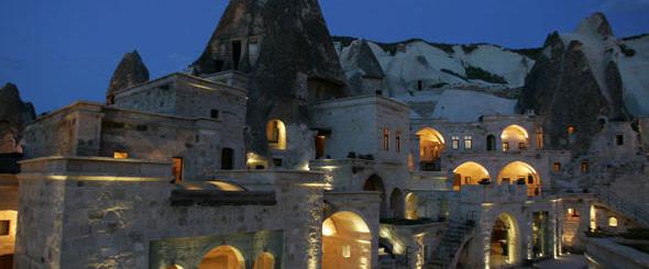 Anatolian Houses Goreme Cappadocia Turkey