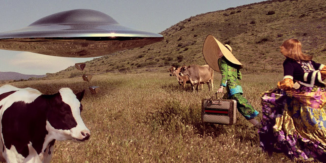 Glen Luchfords Gorgeous Delightfully Weird New Ad For