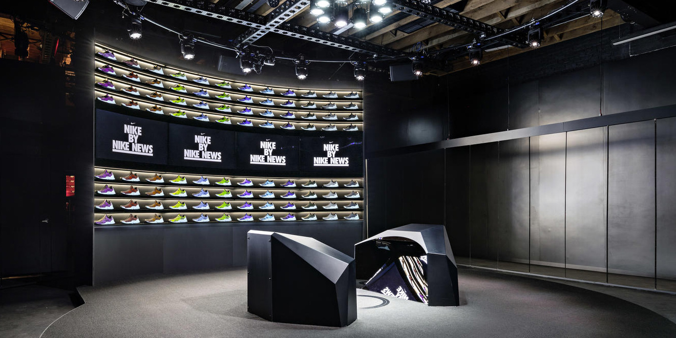 Future of Retail Nikes Cool New Toy Lets You Design and Print Custom Sneakers in an Hour  Adweek
