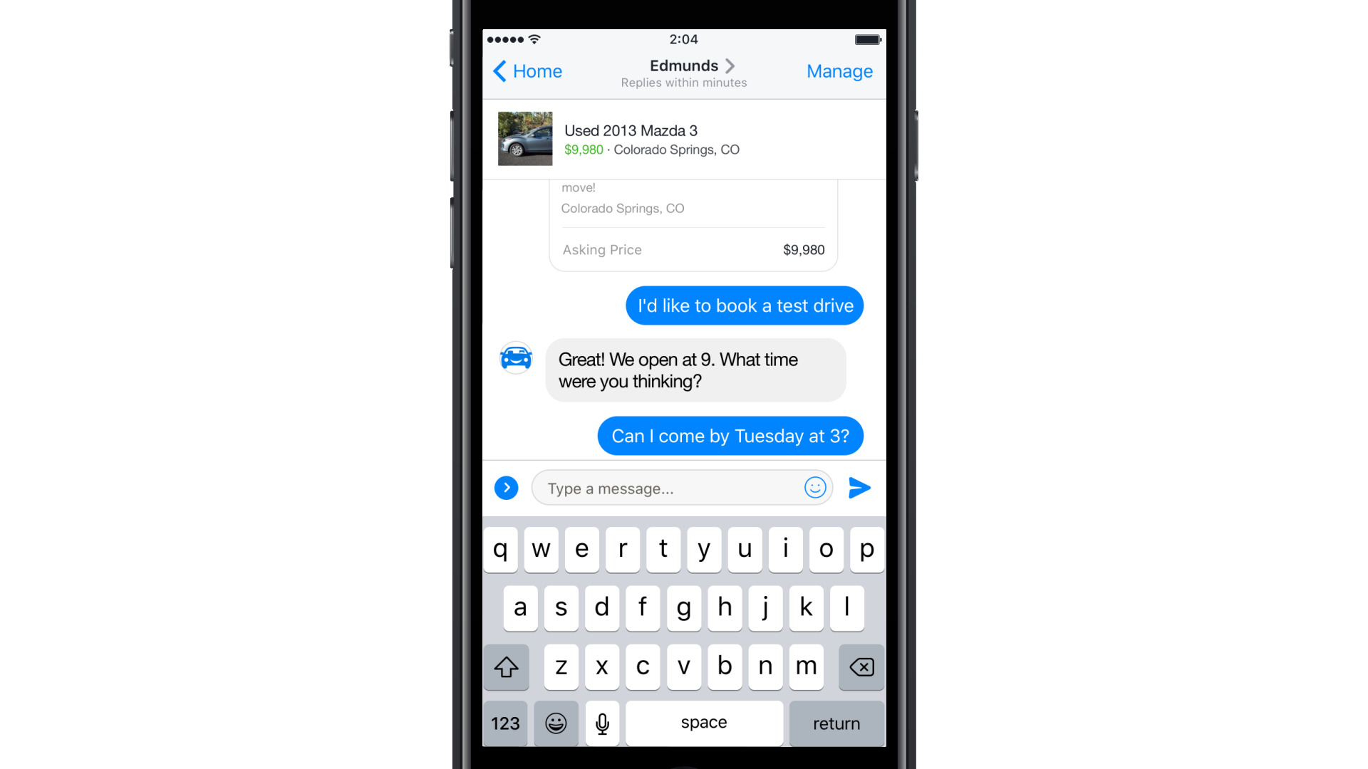 Facebook Marketplace Adds Features for Car Shoppers in the
