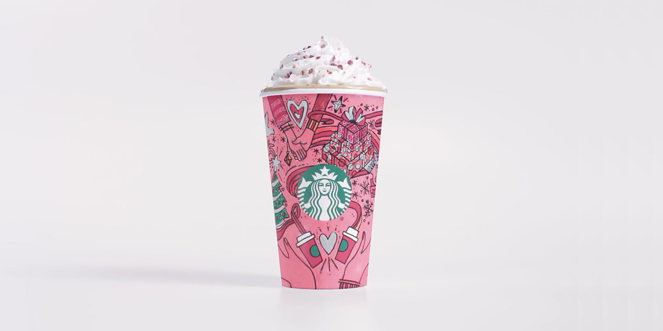 If This Years Starbucks Holiday Cups Are Controversial
