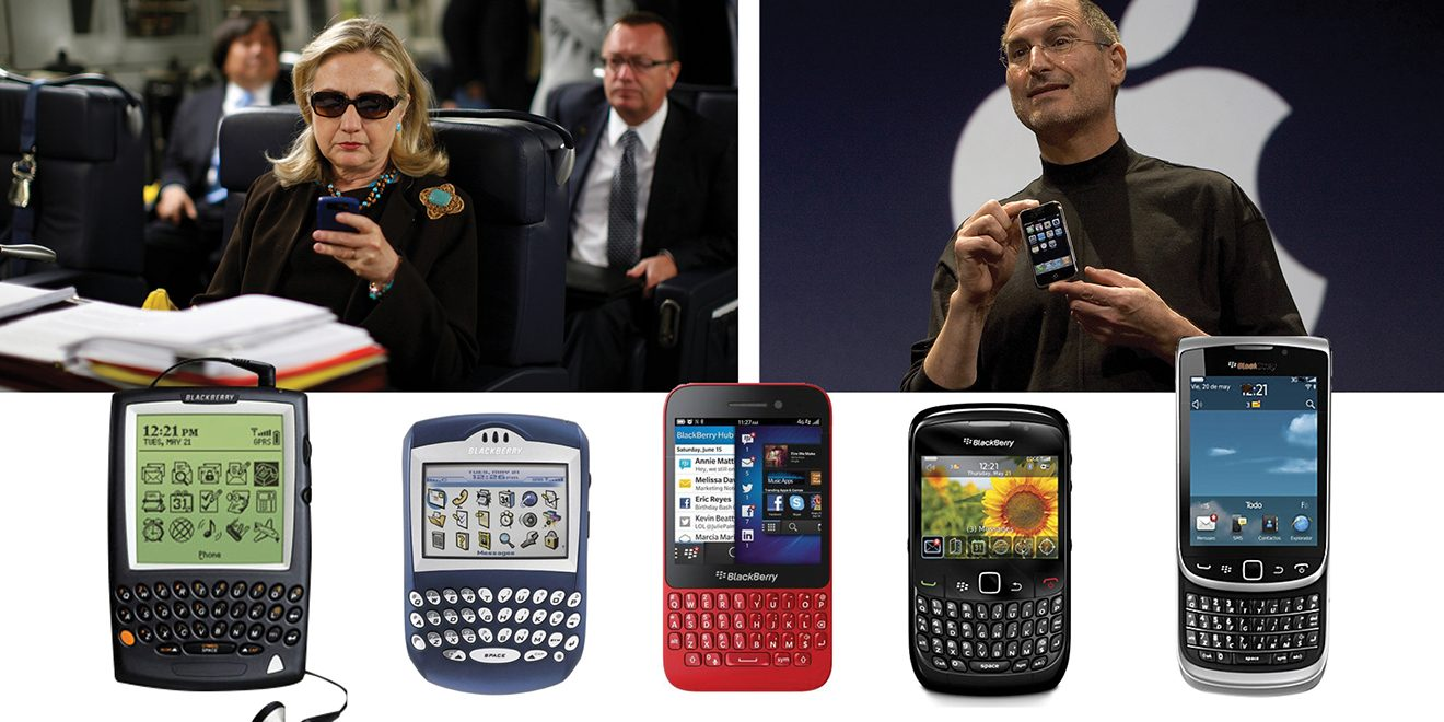 blackberry refuses to give