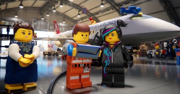 Every Lego Movie Cameo In This Turkish Airlines Safety