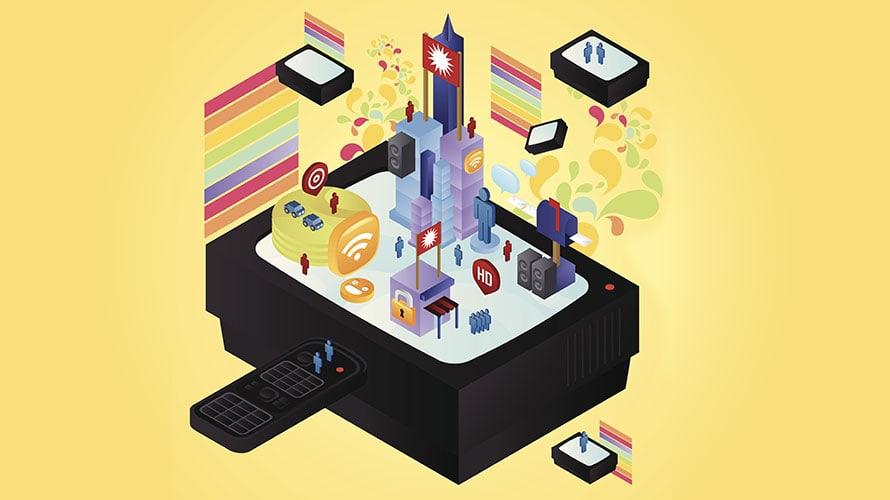 a digital revolution might