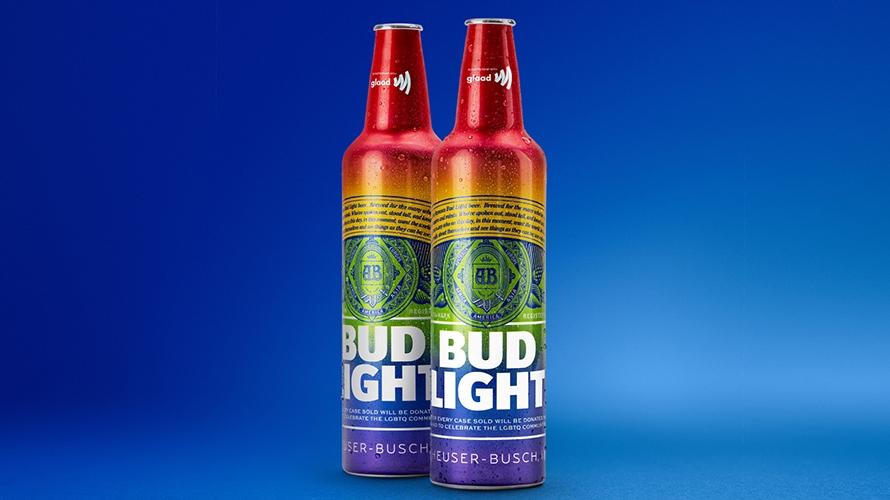 Bud Can Calories Light