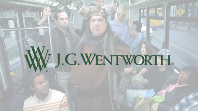 j g wentworth calls