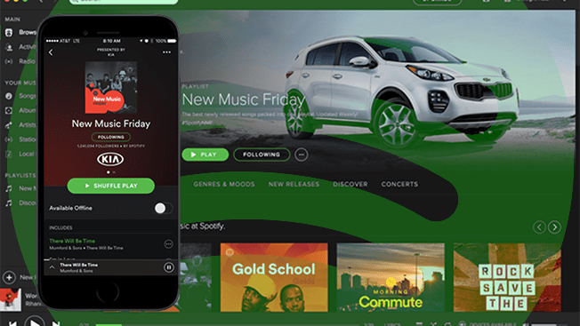 Spotify Just Hired 2 Former WPP Execs to Take Closer Aim at Ad Agencies and Auto Brands  Adweek