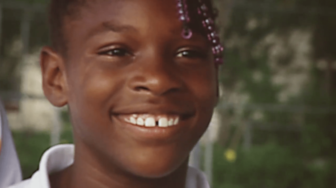 Ad of the Day A Young Serena Williams Sees the Future in