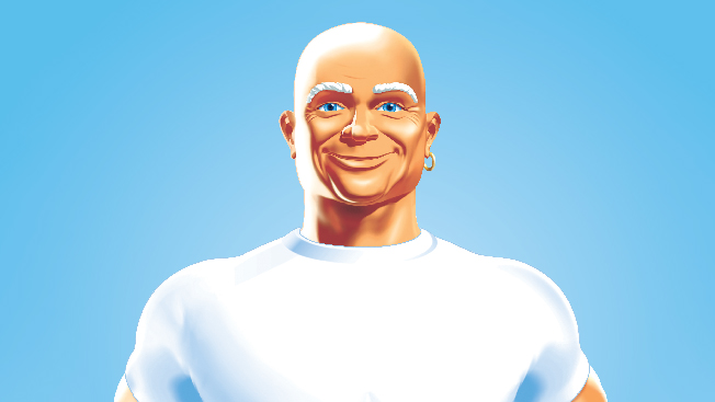 Hot Bald and Possibly Gay How Mr Clean Has Kept It