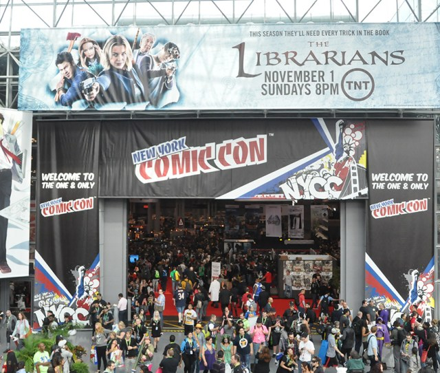 The 5 Weirdest Things Brands Are Doing At New York Comic Con