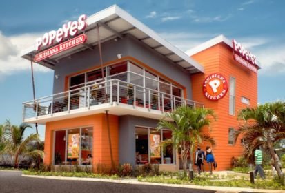 Tim Hortons owner reported near deal to buy Popeyes