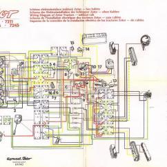 Wiring Diagram Same Iron Traktor Of 6 Wicket Croquet Zetor 7211