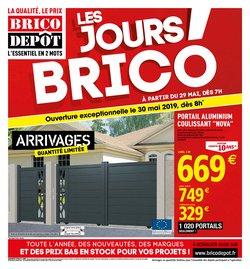 Brico Depot Catalogue Reduction Et Code Promo Janvier 2021