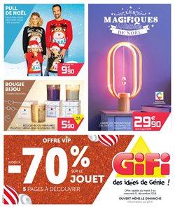 Gifi Catalogue Prospectus Et Code Promo Janvier 2021