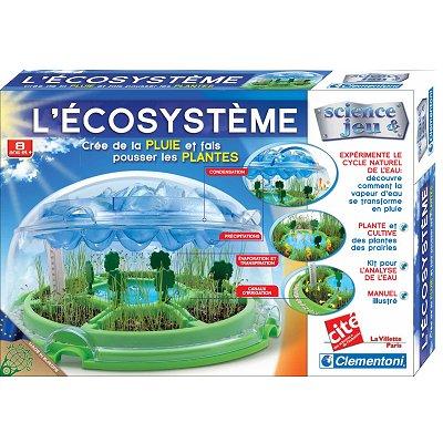 Science et jeu  Lcosystme  Crez votre cosystme  Jeux et jouets Clementoni  Avenue des Jeux