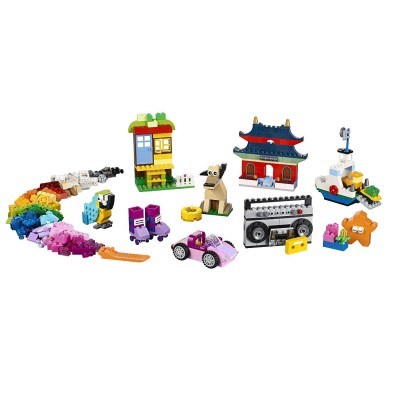 Lego 10702 Classic : Set de constructions créatives - Lego-10702