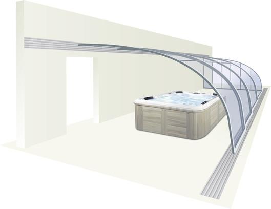 Patio enclosure CORSO Entry