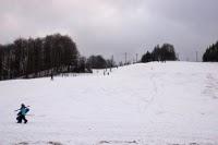 Wieżyca - stok narciarski na Kaszubach