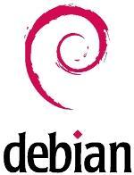 Debian - logo