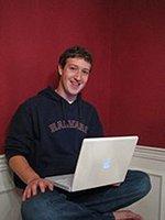 Mark Zuckerberg - źródło Wikipedia