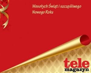 Tele Magazyn - życzenia świąteczne
