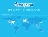 foursquare in 2010