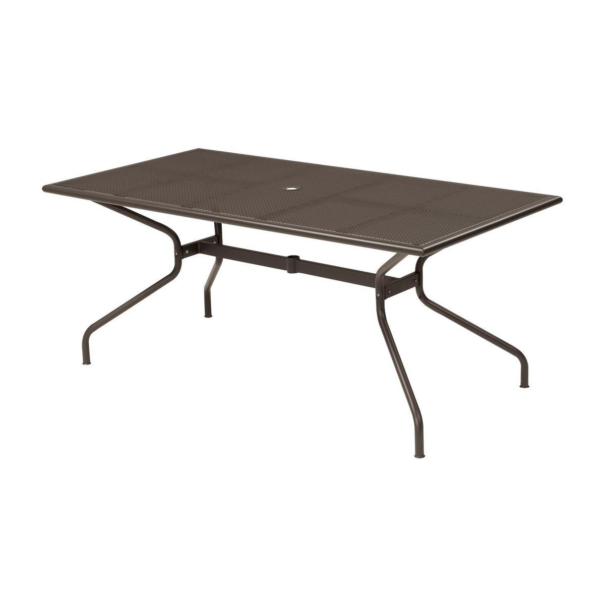 Emejing Table De Jardin Ronde Solid Emu Gallery - House Design ...