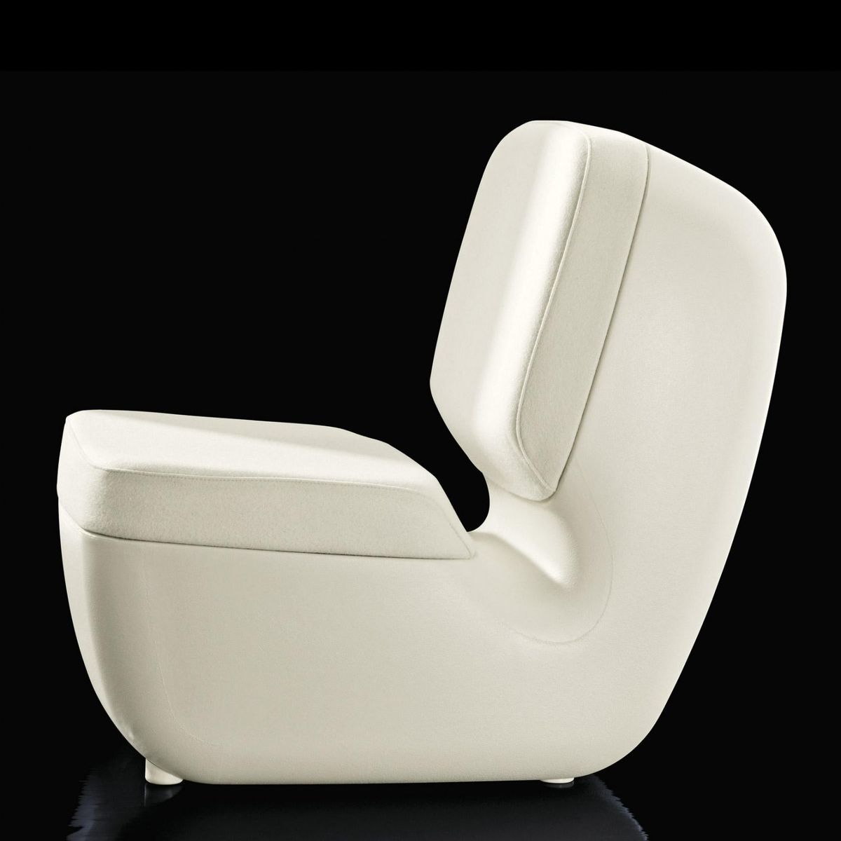 chair covers direct from china contemporary leather dining chairs with arms nimrod magis ambientedirect
