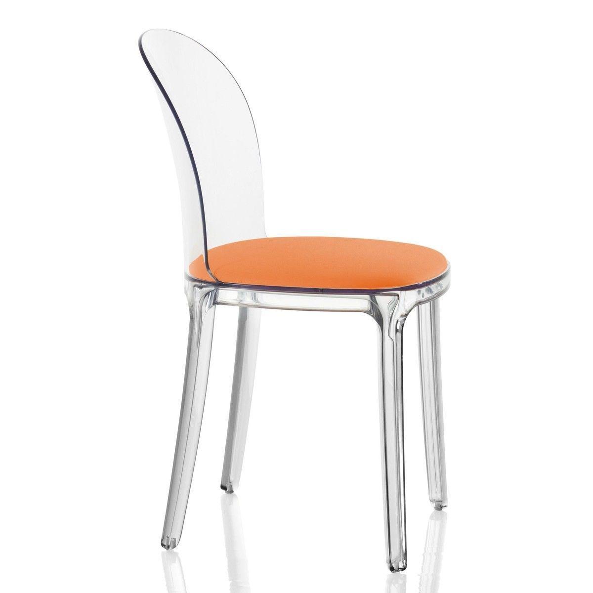 Vanity Chair Transparent  Magis  AmbienteDirectcom