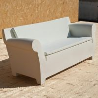 Bubble Club Sofa Two Seater | Kartell | AmbienteDirect.com