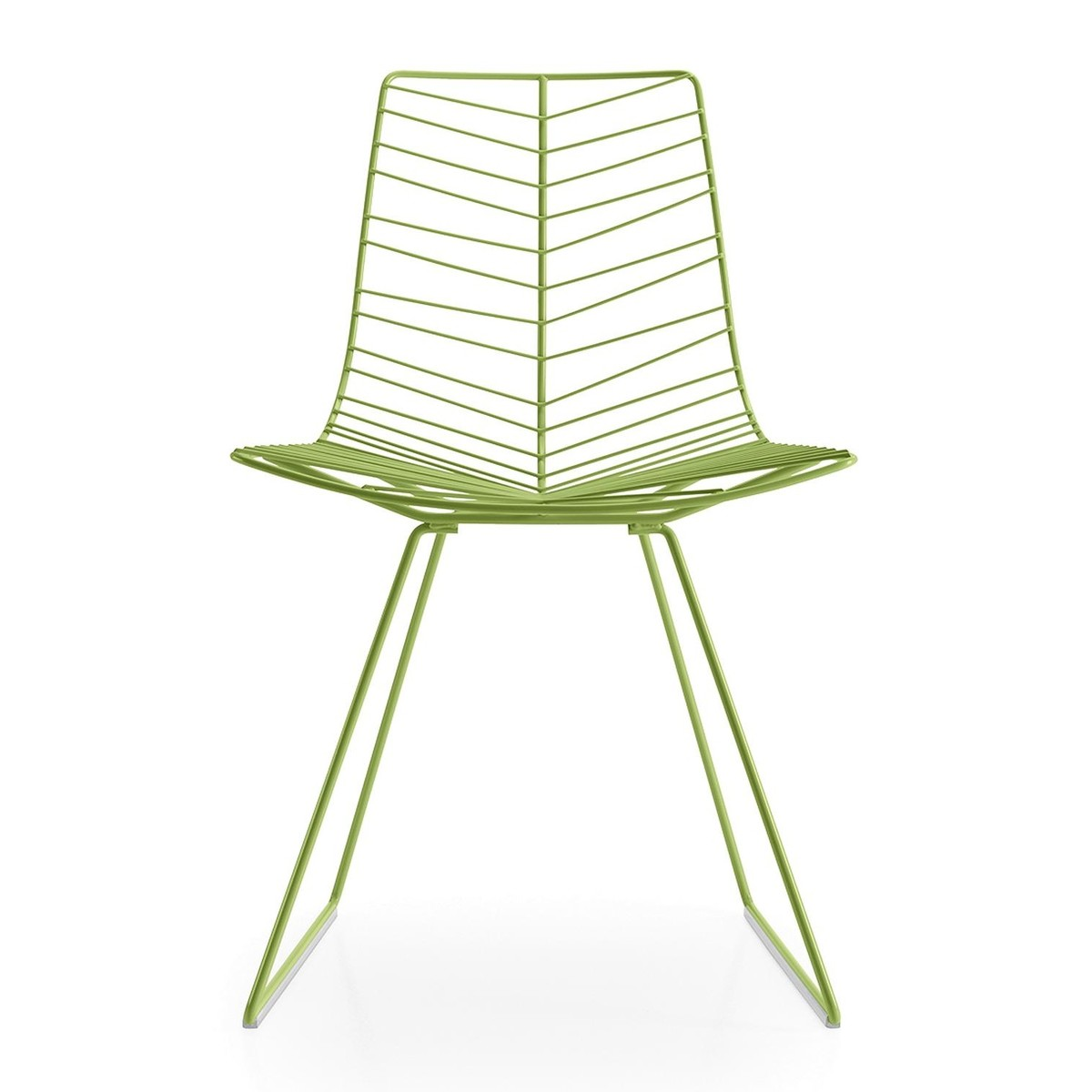 Leaf Chair Leaf Stackable Chair Arper Ambientedirect