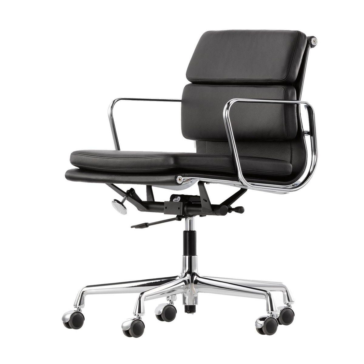 Eames Desk Chair Ea 217 Soft Pad Eames Alu Chair Office Chair Vitra