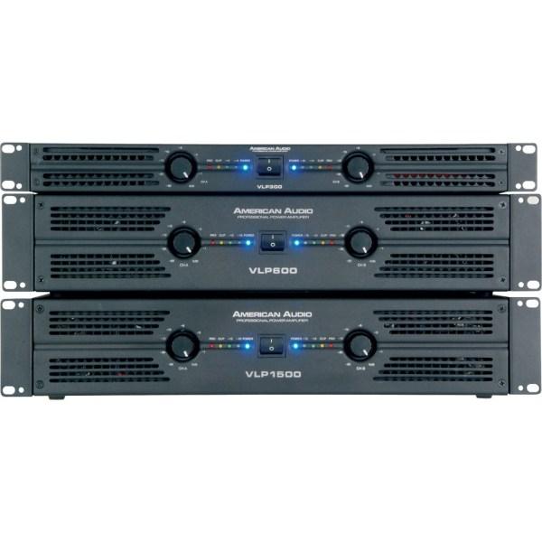 American Audio Power Amplifier