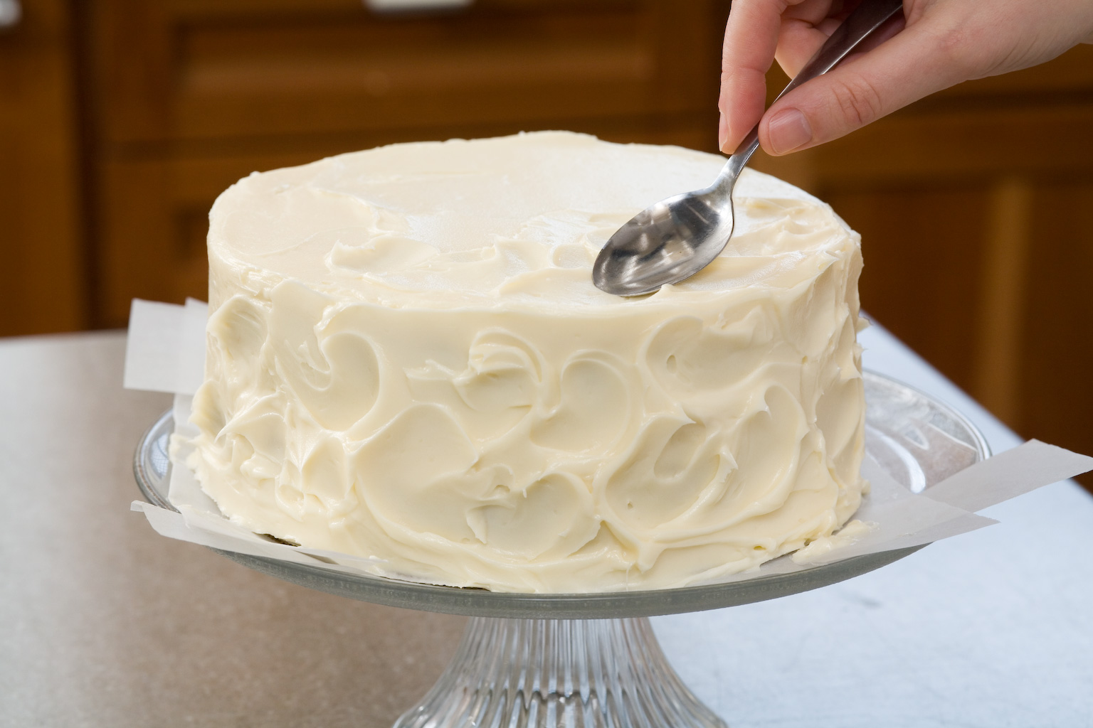 Easy Cake Icing Ideas