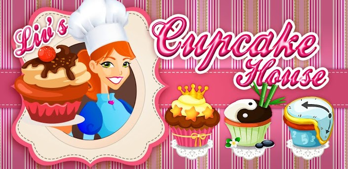 Liv's Cupcake House » Android Games 365