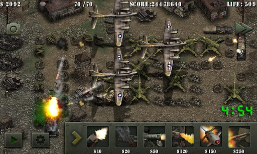 Soldiers Of Glory World War 2 187 Android Games 365 Free