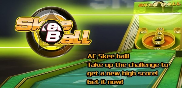 AE Skee Ball Android Games 365 Free Android Games Download