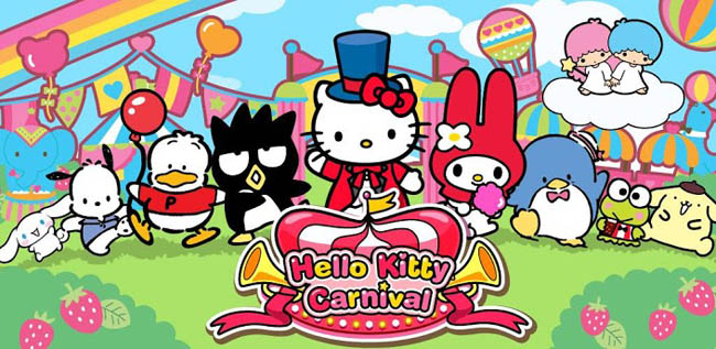 Wallpaper Keroppi Cute Hello Kitty Carnival 187 Android Games 365 Free Android