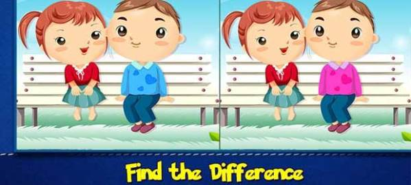 find the difference games # 3