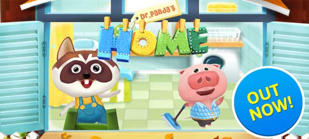 Dr. Panda's Home » Android Games 365