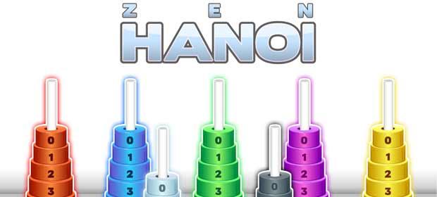 Zen Hanoi - Puzzle Towers Game
